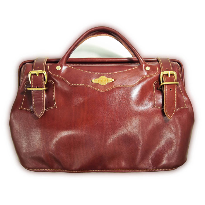 OGL 9981 DOCTOR'S FULL LEATHER BAG