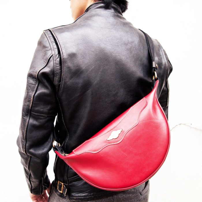 OGL AVIATOR FULL LEATHER BAG