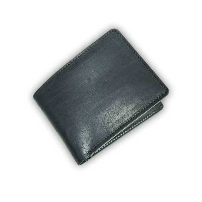 KINGSMAN CLASSIC BIFOLD LEATHER WALLET