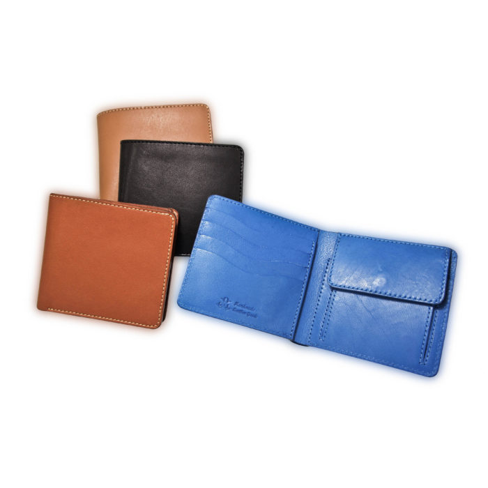 KINGSMAN BI-FOLD COIN POCKET