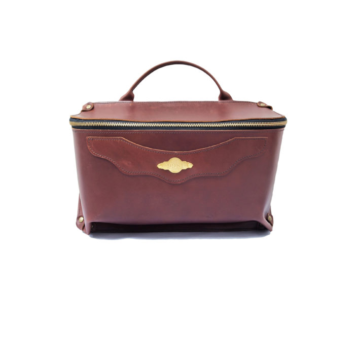 2017 OGL Explorer II Bag Cognac