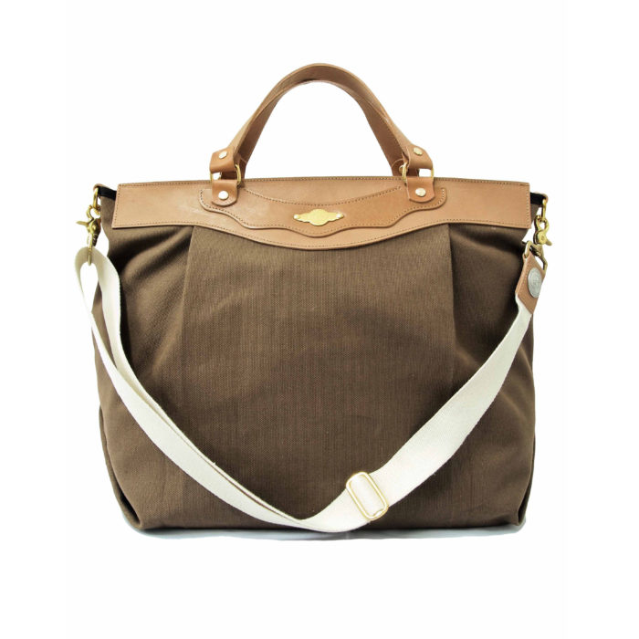 OGL Aviator Bag Desert Brown