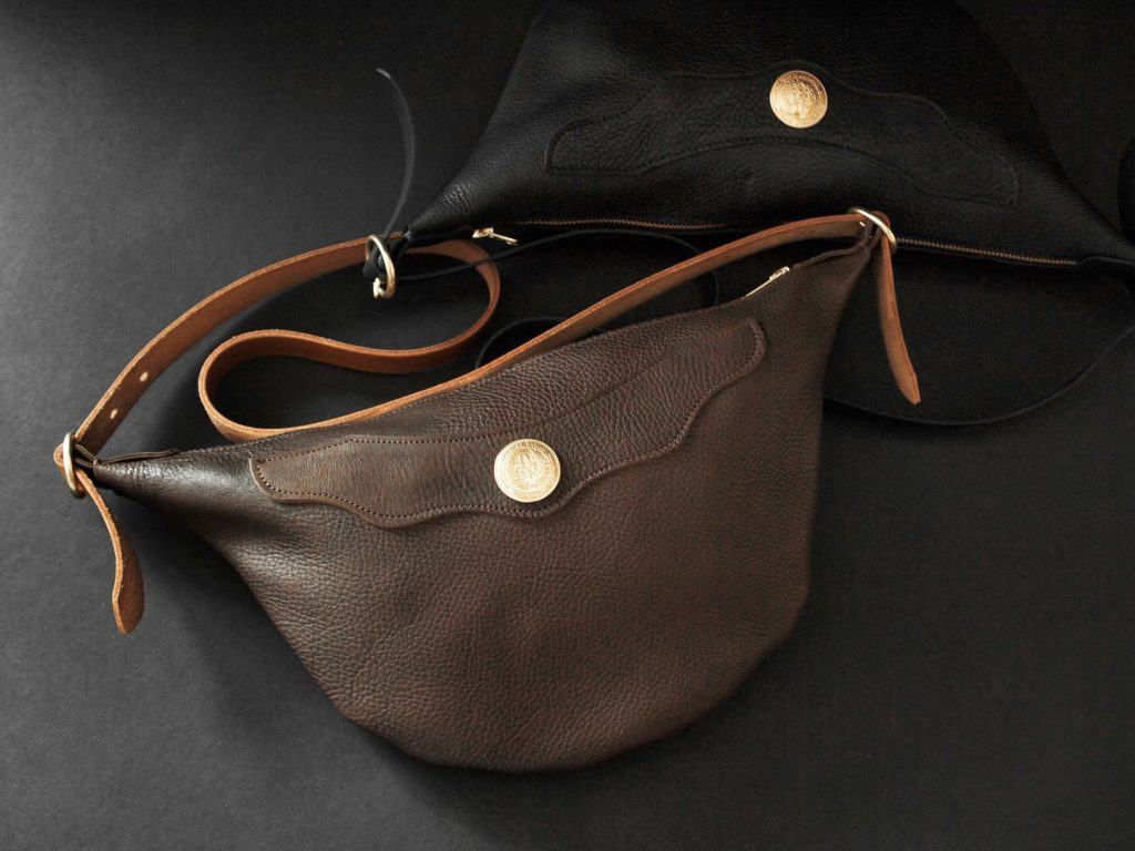 Hobo Sacoche Leather Bag