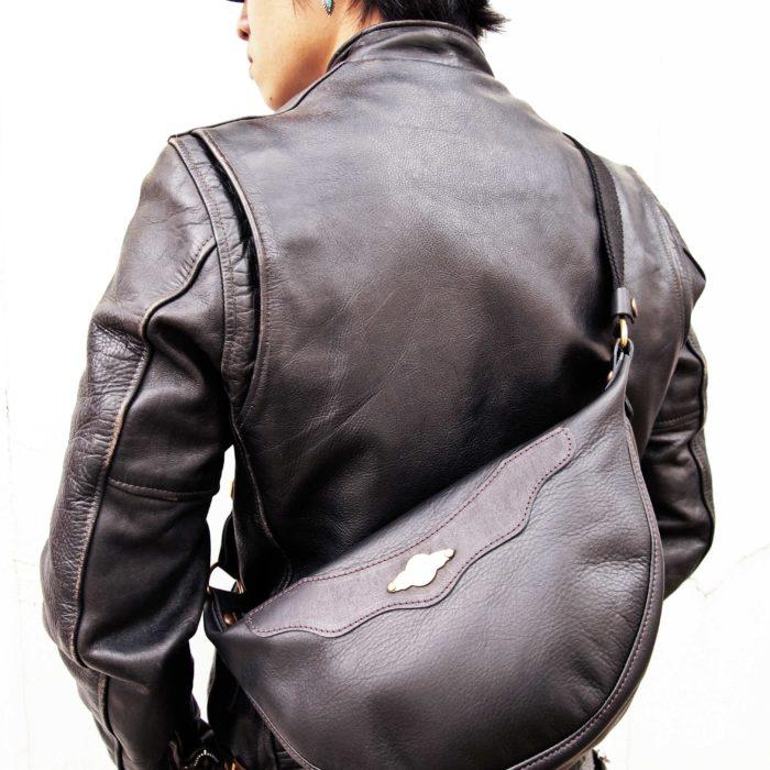OGL HOBO FULL LEATHER BAG