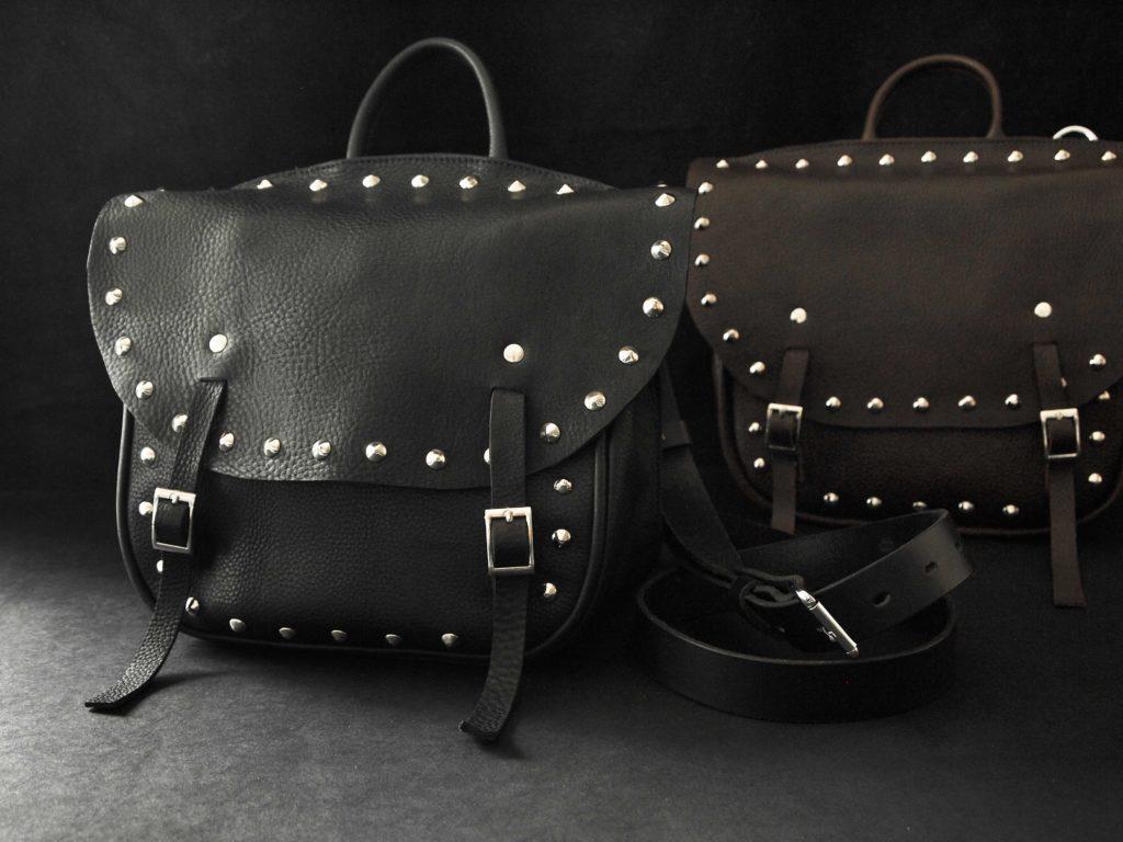 OGL Stud Leather Bag