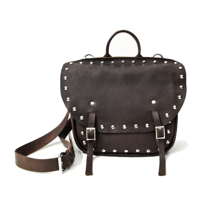 OGL Stud Leather Bag