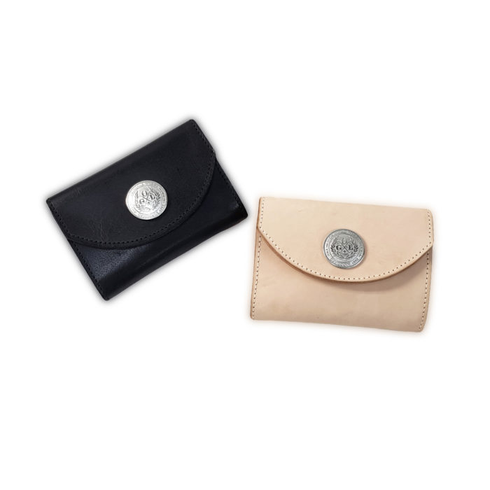WX2 SHORT CONCHO TRIFOLD WALLET