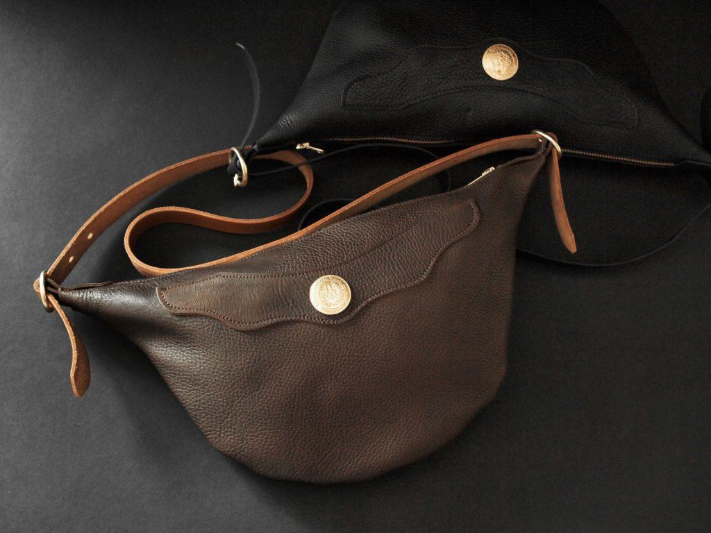 Hobo Sacoche Leather Bag